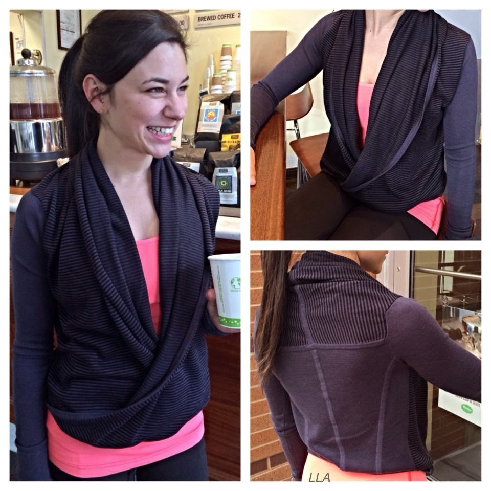 Lululemon Iconic Sweater Wrap Review 55