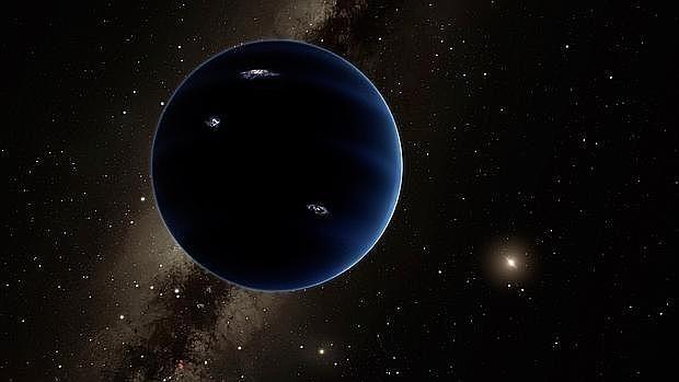 La NASA desmiente que el Planeta X desvíe una de sus naves