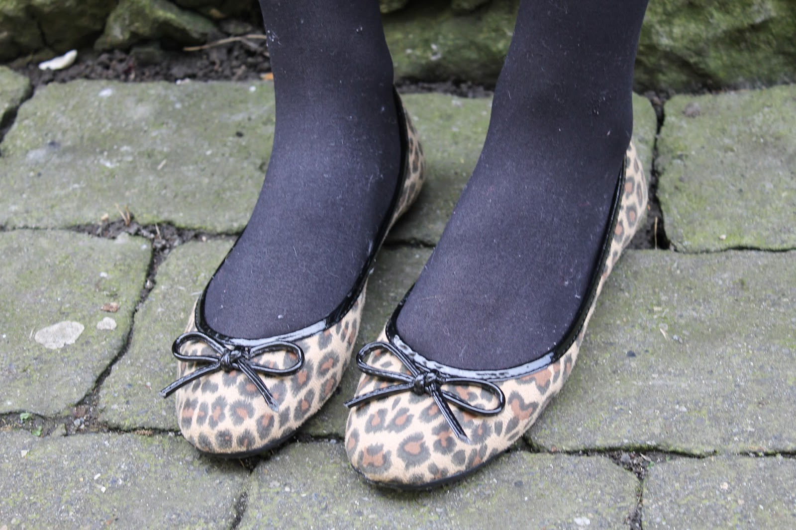 Kurt Geiger leopard shoes
