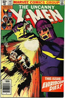 X-Men #142 comic cover image
