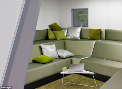 Google Office Comfort Sofa