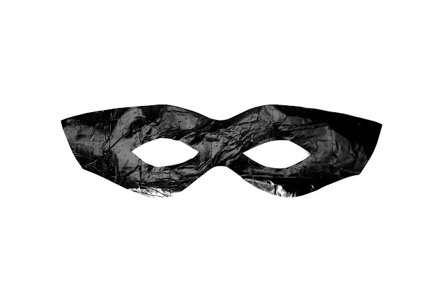 easy bandit/superhero mask template diy