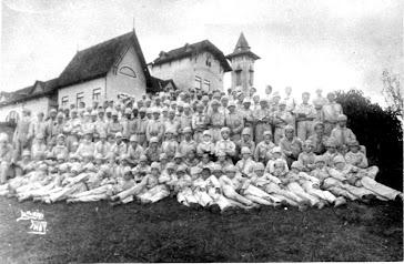 Estudantes da Escola Agricola Federal