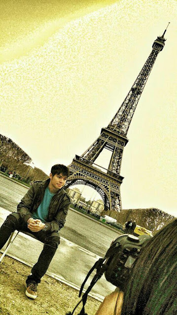 Fero Walandouw - Love In Paris Season 2