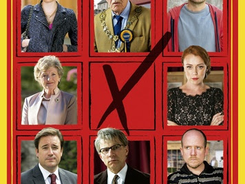 Lançamento da minissérie Morte Súbita, adaptação do livro da J. K. Rowling, uma produção HBO / BBC