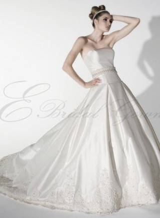 bridalgownonline the best wedding gowns for small busted brides