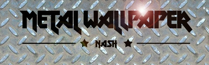Metal Wallpaper Nash