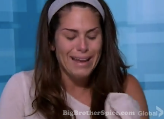 Big Brother 15 Crying Houseguests 2013