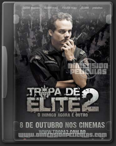 Tropa de Elite 2 (BRRip Español Latino) (2010)