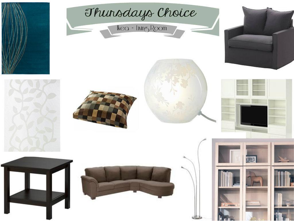 Christina 39 s way thursdays choice ikea living room for Ikea living room ideas 2013