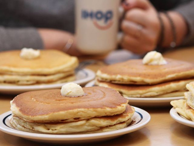 AllYouCanEat Pancakes Back at IHOP to Start 2016 Brand Eating
