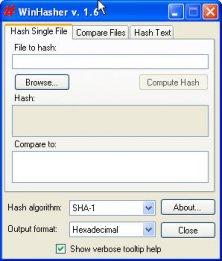 Download WinHasher 1.6
