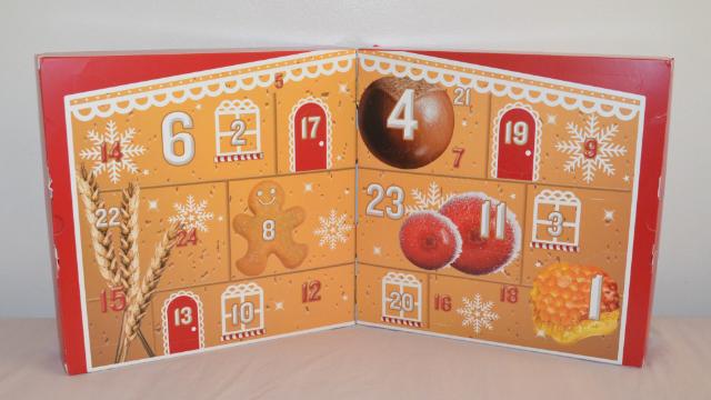 The body shop 24 days of joy advent calendar