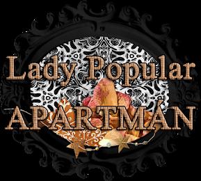 Lady Popular - APARTMÁN