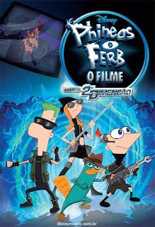 >Assistir Phineas e Ferb: O Filme – Através da 2ª Dimensão Online Dublado Megavideo