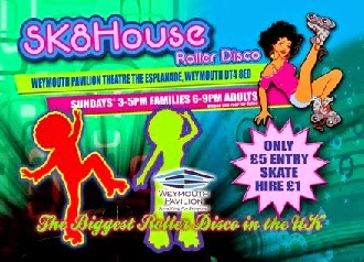 Roller Skating Disco Returns to Weymouth Pavilion Starting 26th May 2014