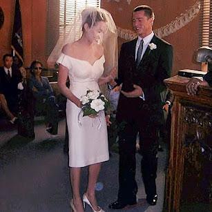 Angelina Jolie y Brad Pitt boda en secreto en Francia.