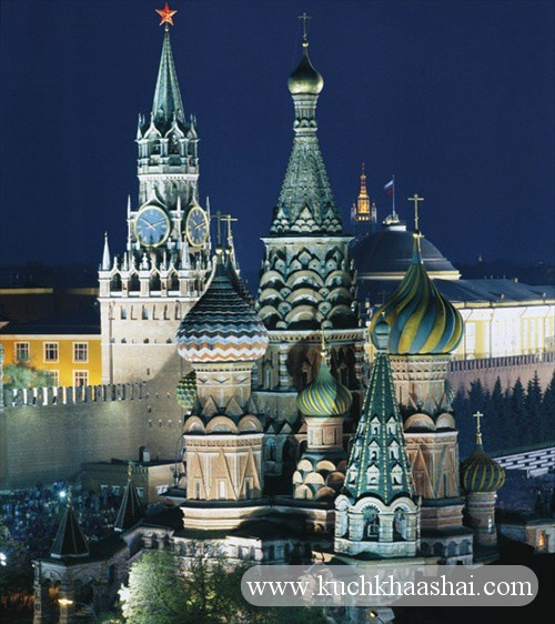 Russia's Seven Wonders