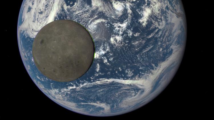 Tehia se fundió con la tierra y  un pedazo de ella es la Luna