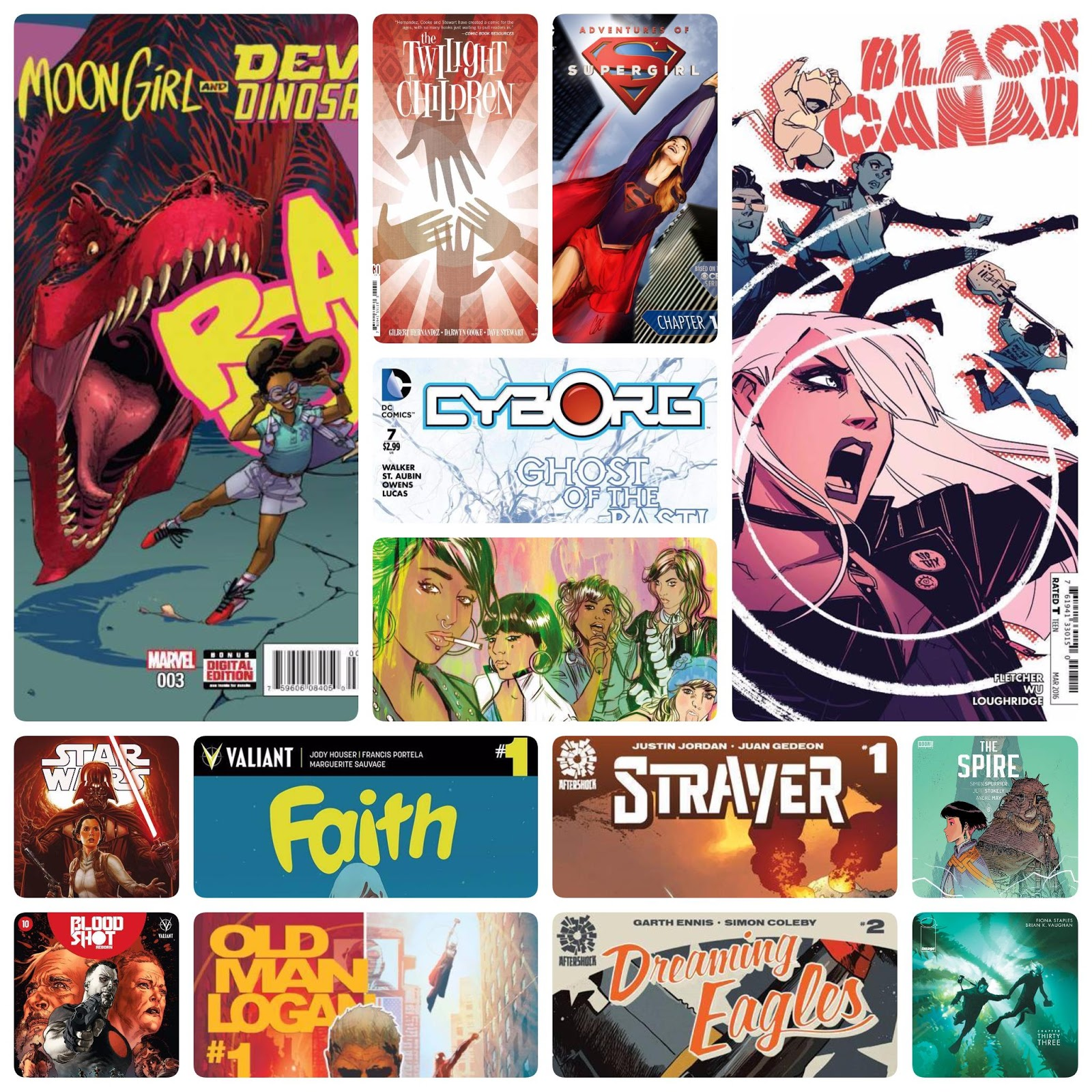 NEW COMIC BOOK DAY Notable Releases 1 27 16