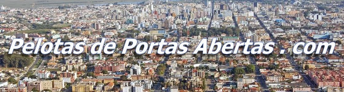 Pelotas de Portas Abertas.com