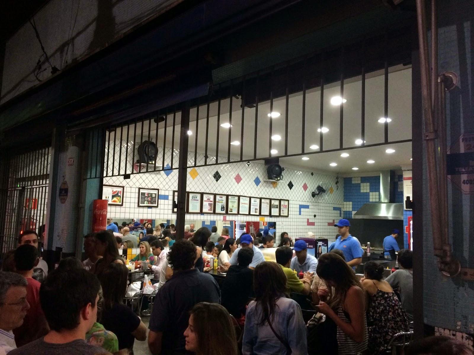 Hambúrguer do Seu Oswaldo: um dos melhores lanches de São Paulo