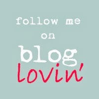follow my blog on bloglovin :)
