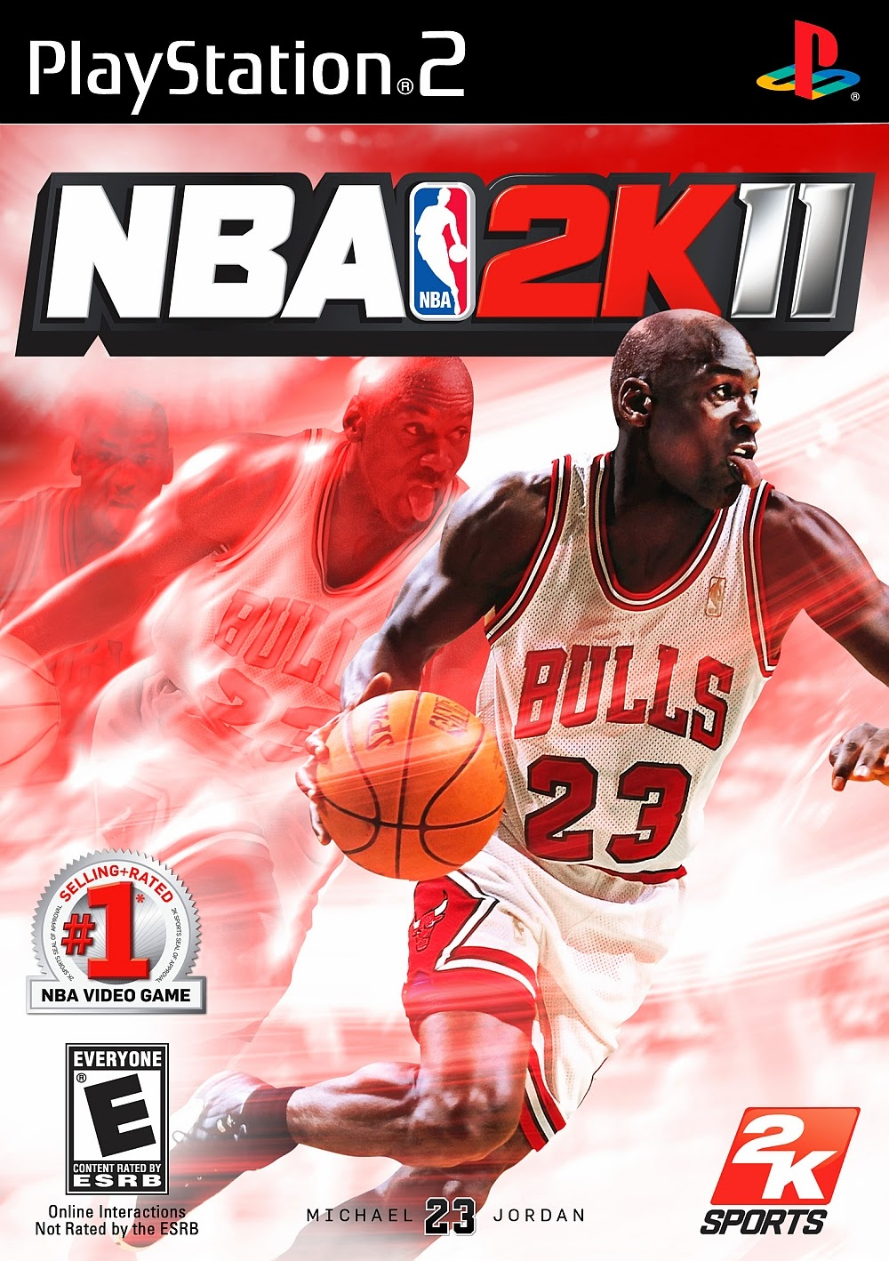 NBA 2K11 for PS2