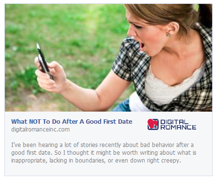 whats a good thing to do on a first date