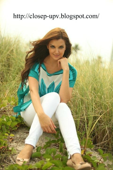 Priscila Perales, Miss International 2007