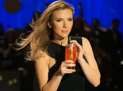 Scarlett Johansson SodaStream Super Bowl Ad 2014