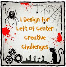I run Left of Center Creative Challenges!