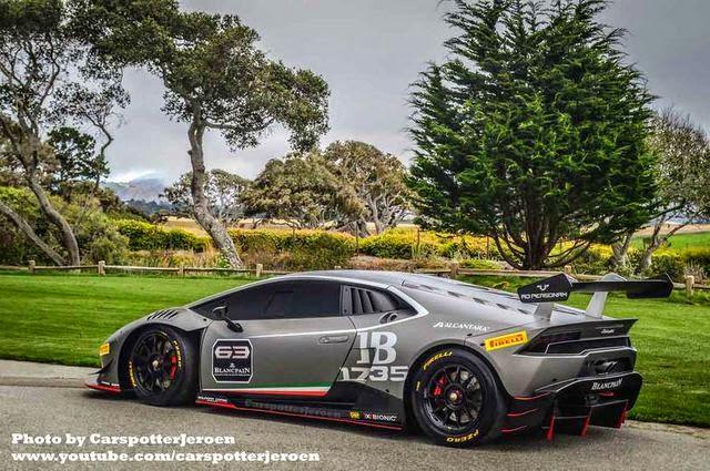 2015 New Italian Supercar Racing Display