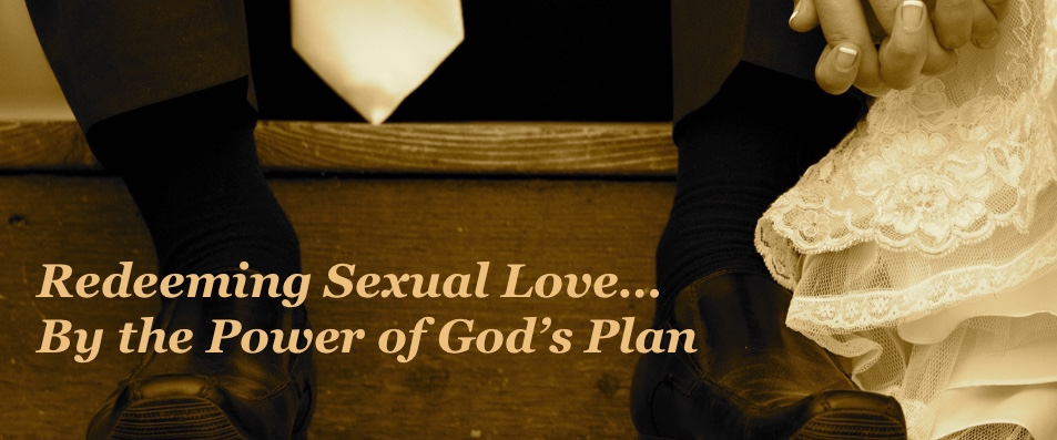 Redeeming Sexual Love …By the Power of God's Plan