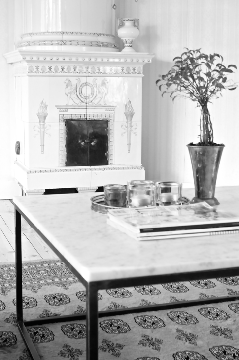 Fint Koksbord : marmor koksbord  vitt svart handfat korg spegel Koksbord marmor