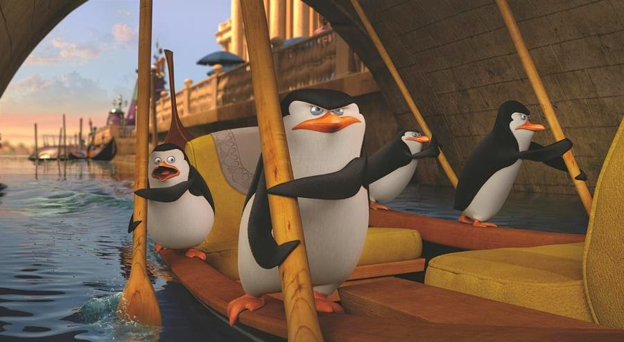 Tučňáci z Madagaskaru (The Penguins of Madagascar) – Recenze