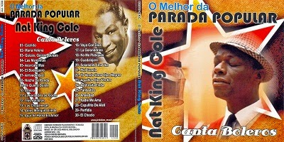 O Melhor da Parada Popular Nat King Cole CD 2014