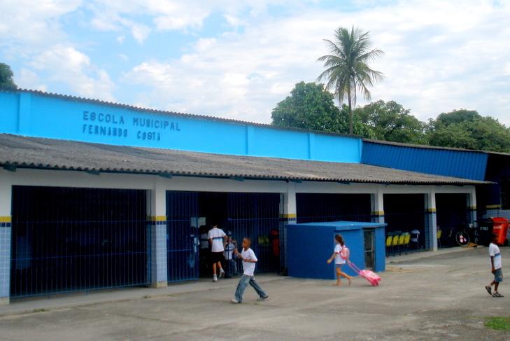 Escola Municipal Fernando Costa
