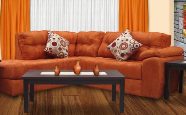 Muebles am rica ideas para decorar salas en espacios peque os Ideas de salas para espacios pequenos