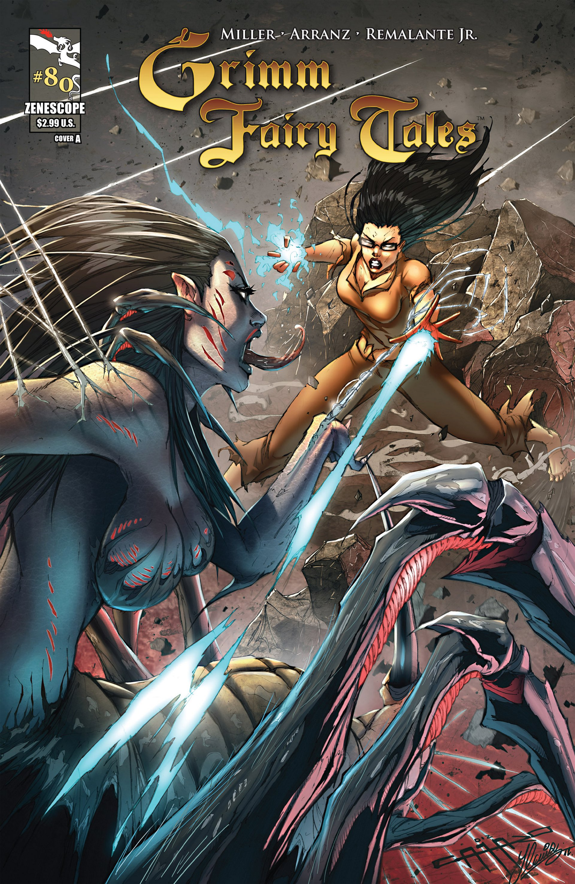 Grimm Fairy Tales (2005) Issue #80 #83 - English 1
