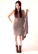 The asymmetric drape dress