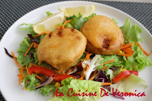 La Cuisine De Veronica Deep Fried Cod Roe