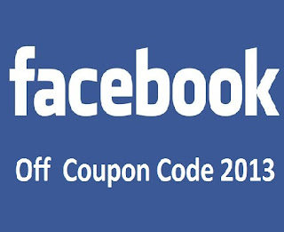 Free ADS Voucher Coupon Code: Free ads Facebook Coupon Code 2013