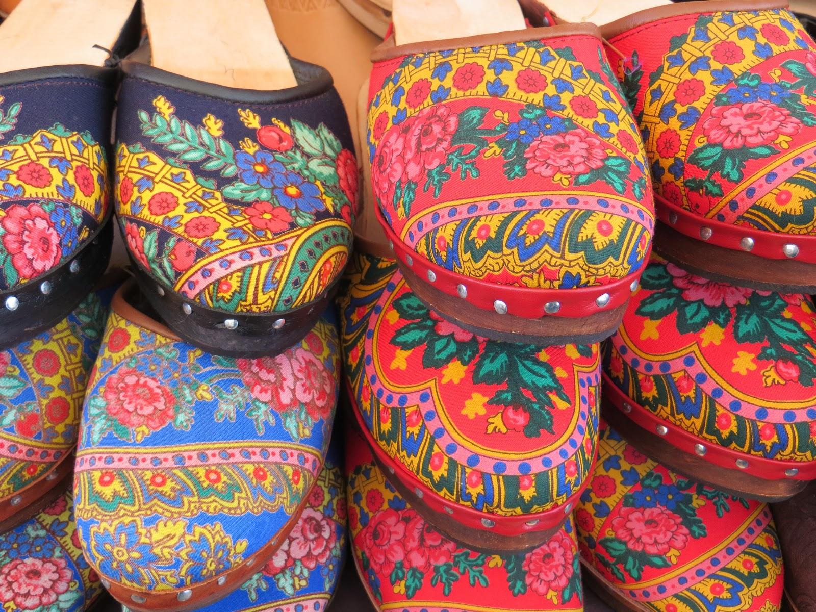 Mercadillo portugués, artesanía