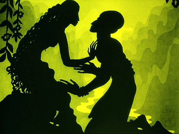 The Adventures of Prince Achmed, released in 1926