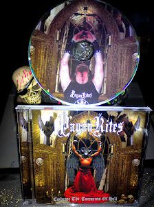 PAGAN RITES''embrace the torment of hell''
