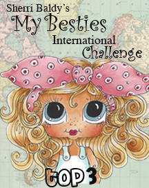 Top 3 at International Bestie challenge blog