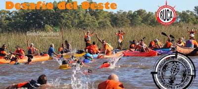 Aventura - Desafío del Oeste (Montevideo, 17/abr/2015)