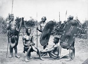 Guerreiros Azande