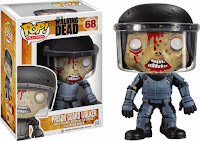 Funko Pop! Prison Guard Walker Yard